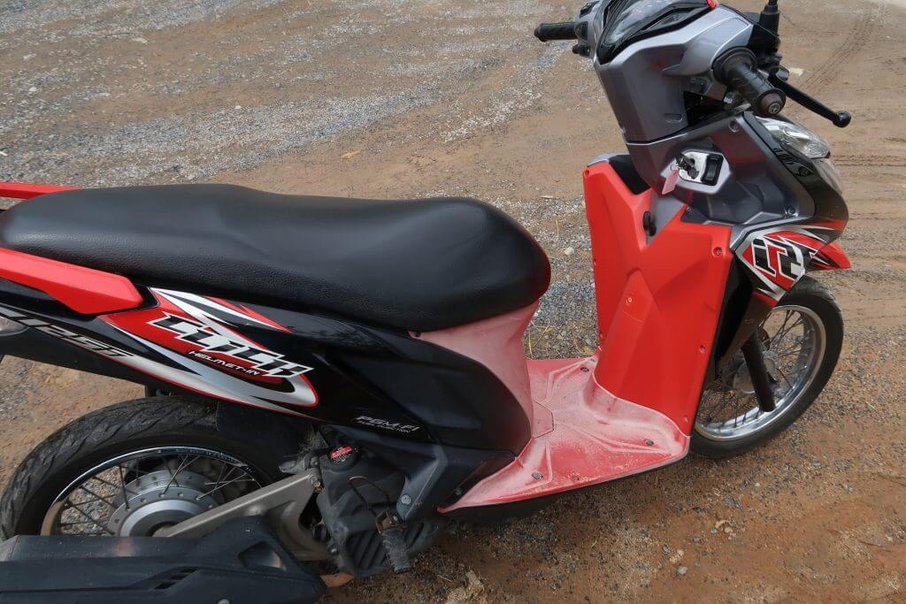 Motorrad Rent Phuket