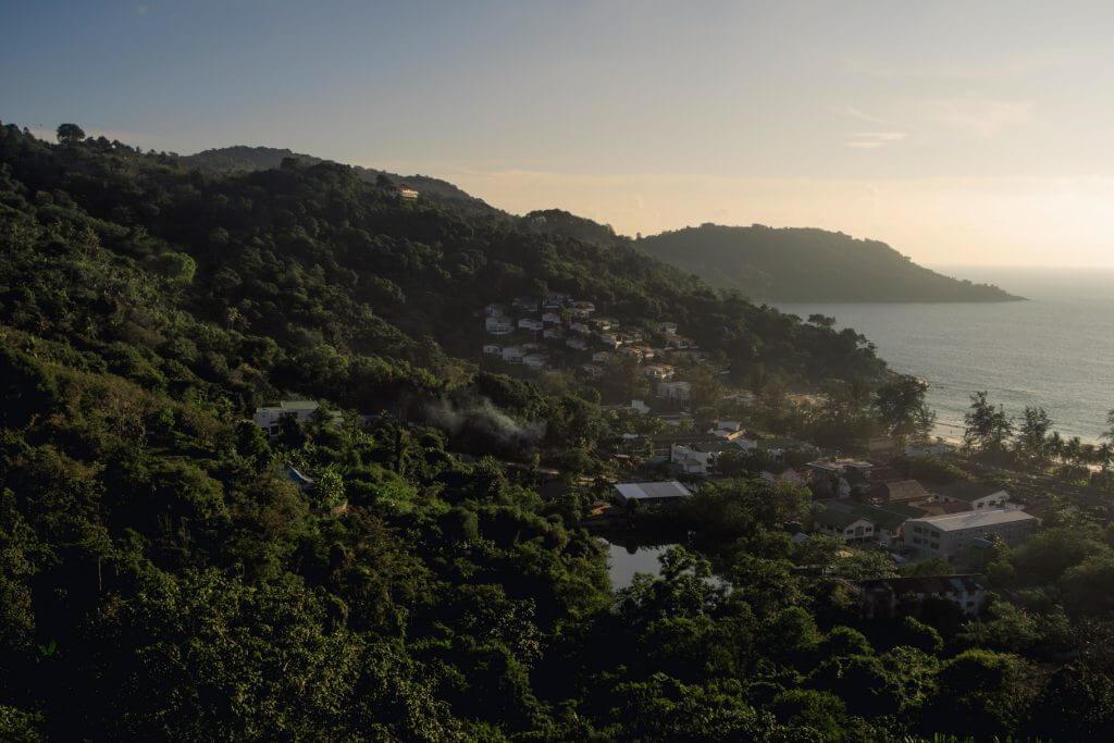Phuket Hills