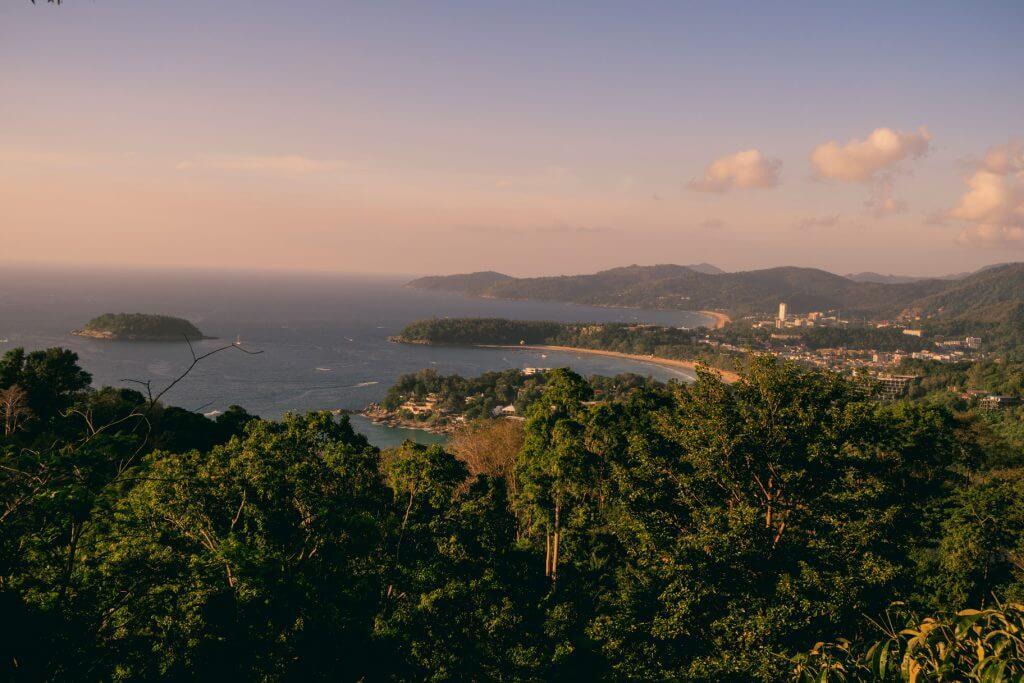 Karon Viewpoint nach Kata